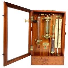 Kenotometer Signed Brady & Martin Ltd Newcastle-on-Tyne, Early 1900