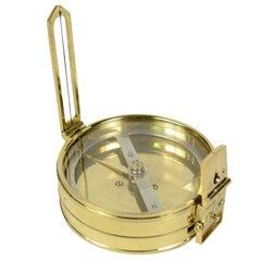 Survey Compass, made of Brass, 1932