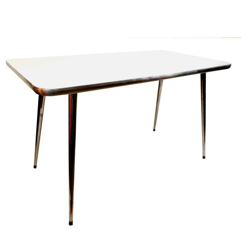 Italian vintage table formica 1950 39 s for sale at 1stdibs for Table formica