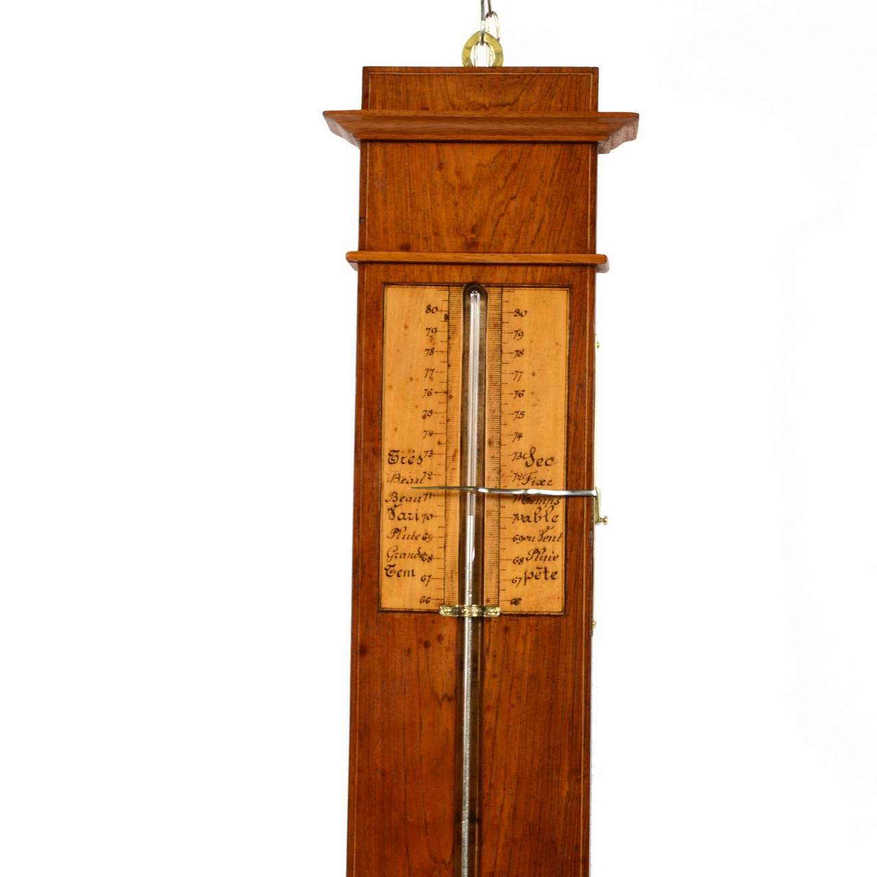 first mercury thermometer - photo #13
