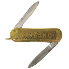 Pocketknife igned Gandel, 1930's
