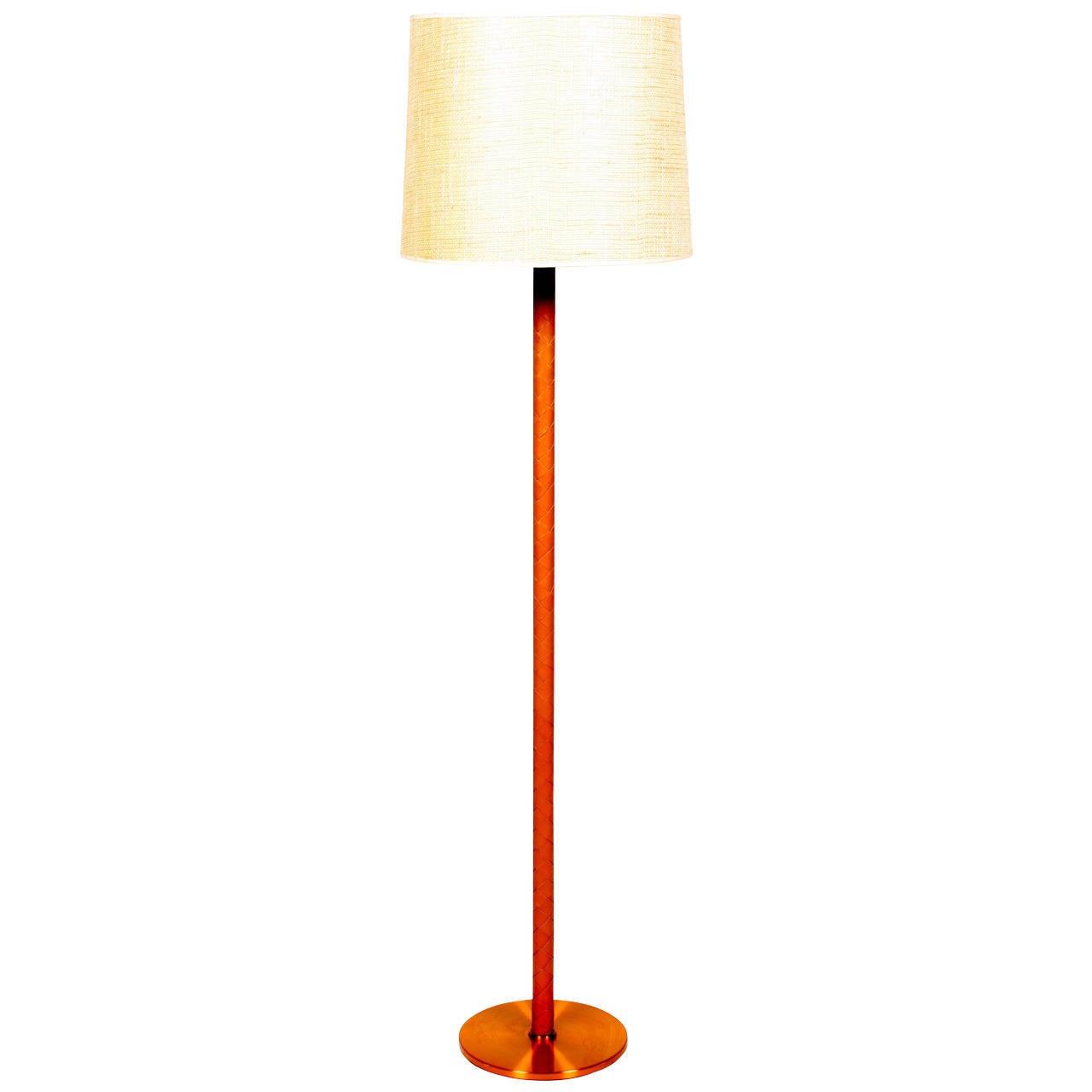 Floor Lamp by Jo Hammerborg