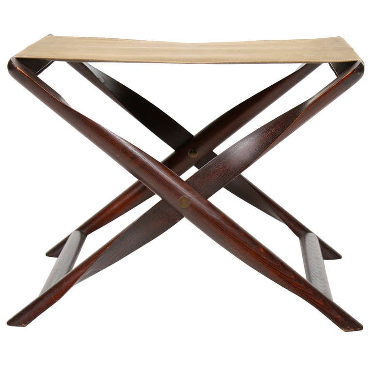 The Propeller Stool At 1stdibs
