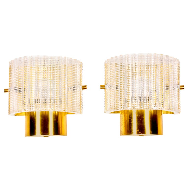 Pair of Wall Sconces For Sale