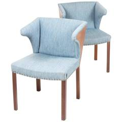 Pair of Frits Henningsen Chairs