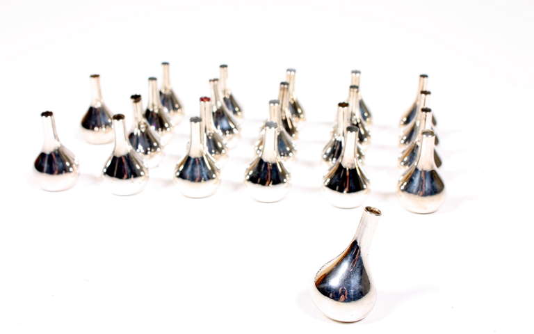 Mid-20th Century Group of candlesticks by Quistgaard For Sale
