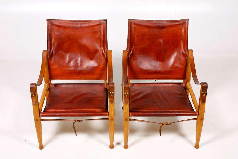 Kaare Klint Safari chair 2