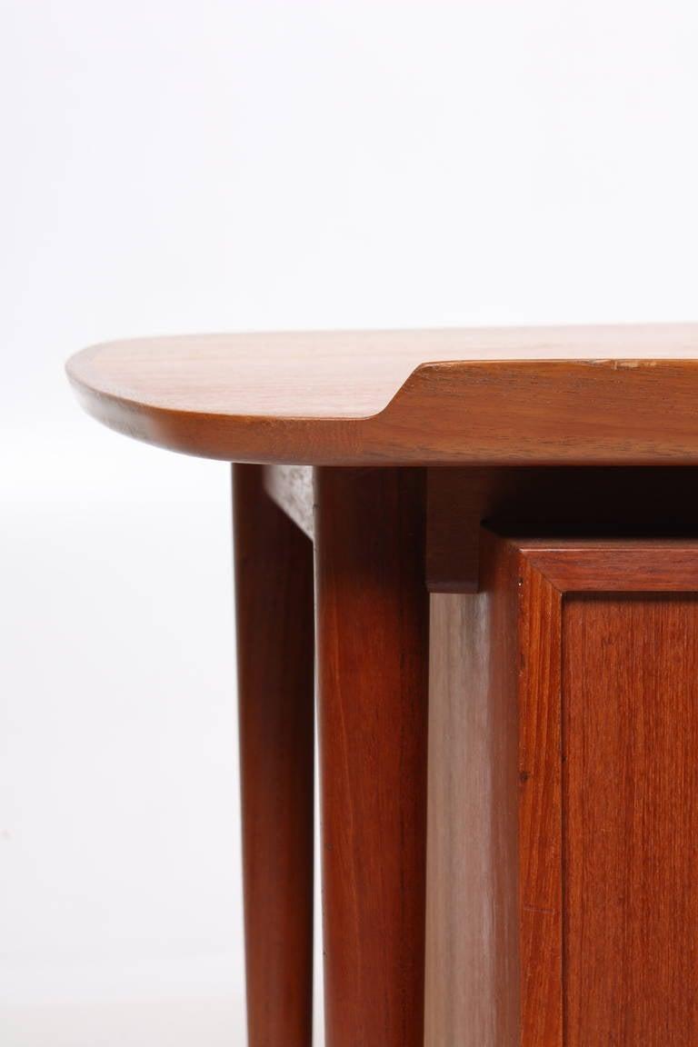 Desk By Arne Vodder Edited By Bovirke For Sale At 1stdibs