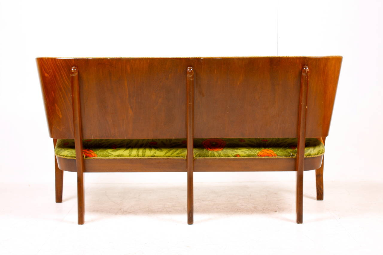 canada sofa by fritz hansen for sale at 1stdibs. Black Bedroom Furniture Sets. Home Design Ideas