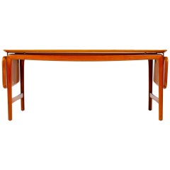 Coffee Table in Solid Teak by Kindt Larsen