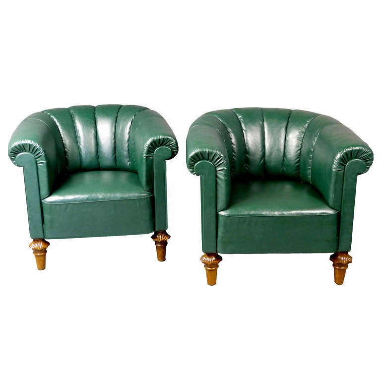 art deco armchairs germany at 1stdibs. Black Bedroom Furniture Sets. Home Design Ideas