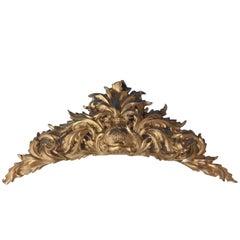 Grande Imperiale Buccellati Sterling Silver 3-D Wall Decor Italian Hollowware