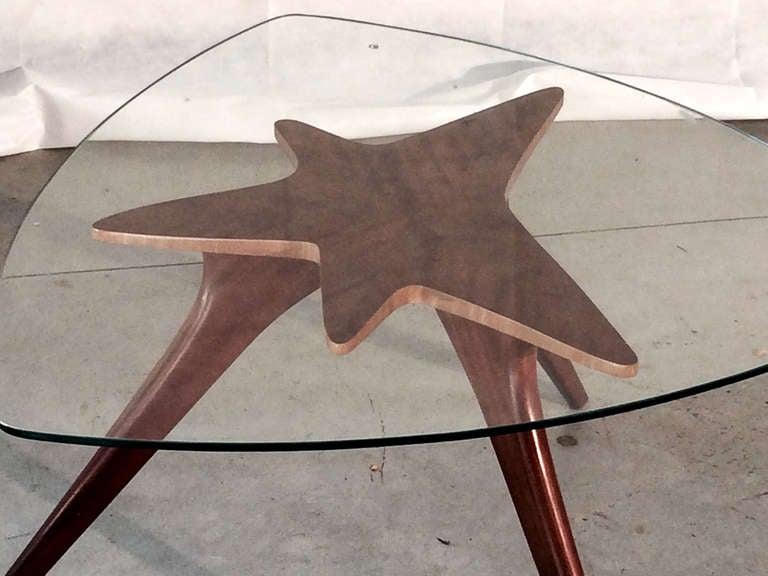 Very Rare Coffee Table By Vladimir Kagan Image 4