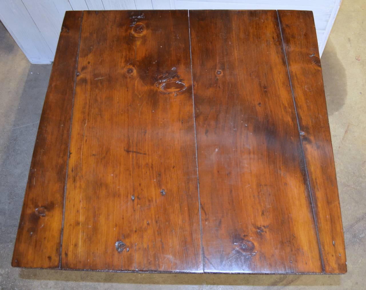 American Folk Art Occasional Table For Sale 5