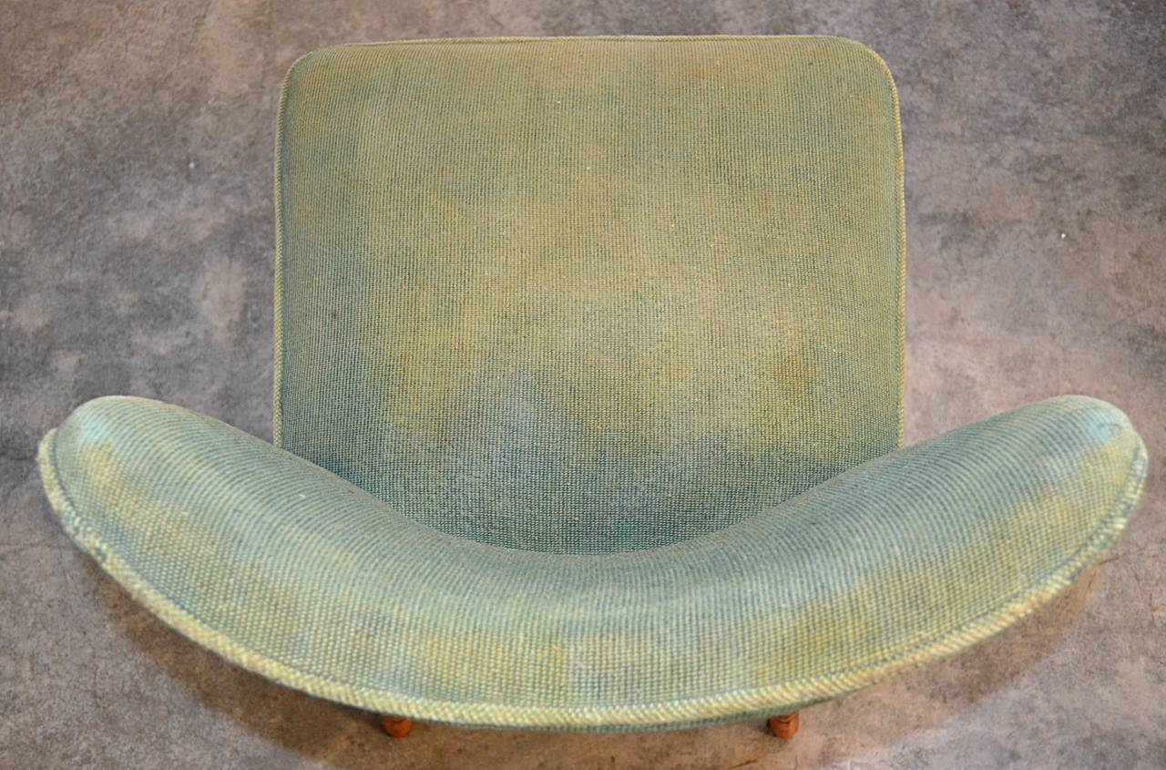 Pair of Modernist Side Chairs 7