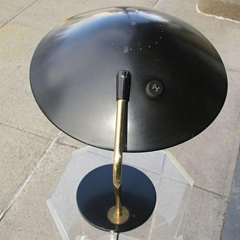 Lightolier Desk Lamp At 1stdibs