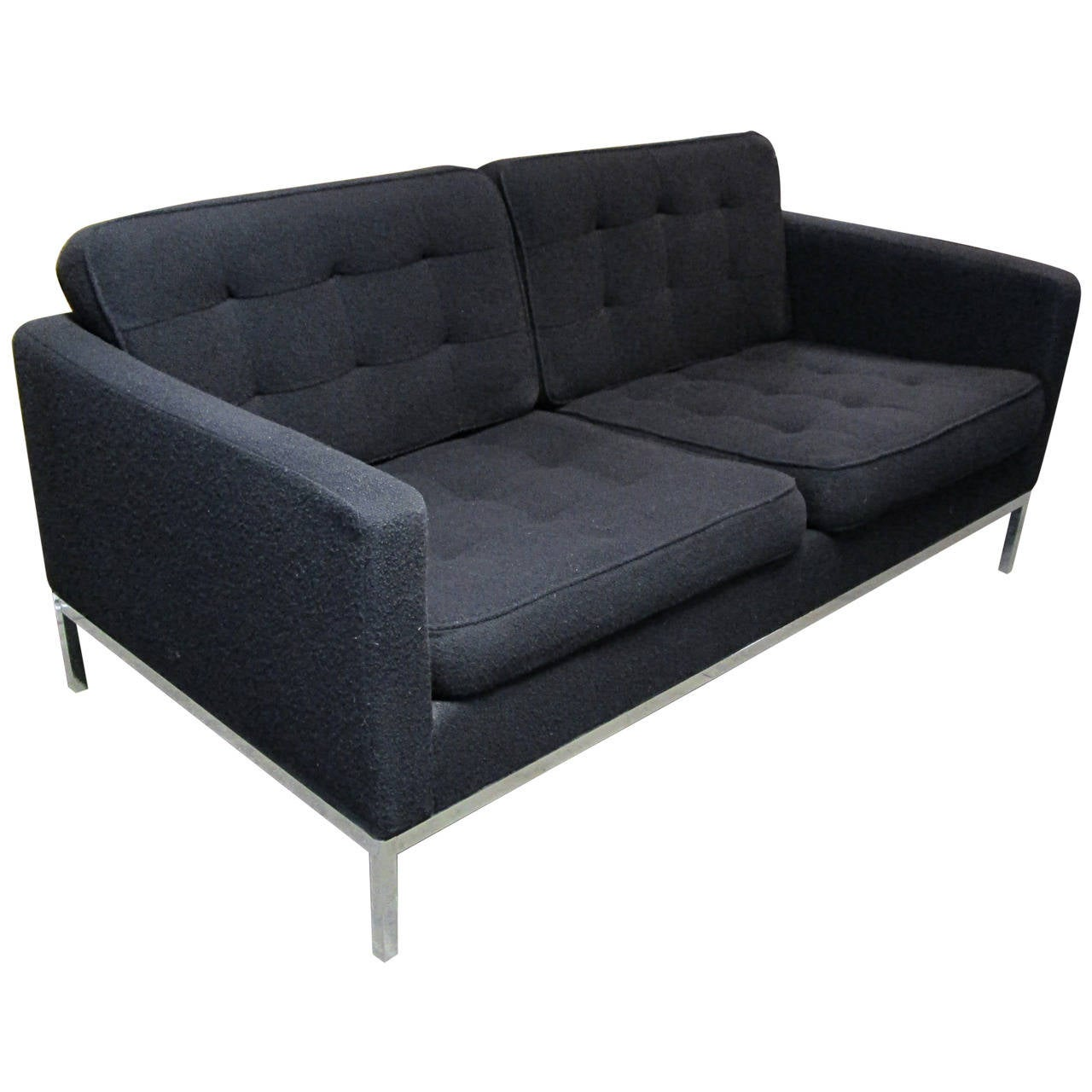 Knoll Two Seat Sofa At 1stdibs
