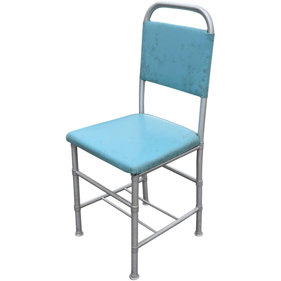 Mcarthur Fine Furniture And Interior Design ~ Warren mcarthur aluminum desk chair for sale at stdibs