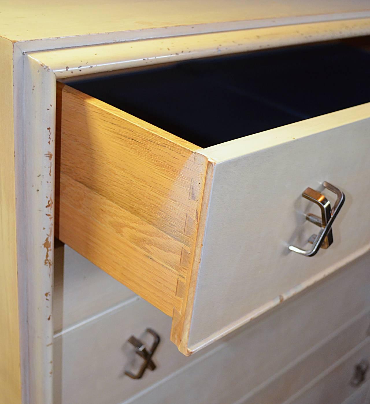 Gentleman's Chest Paul Frankl for Johnson Furniture Co. 5