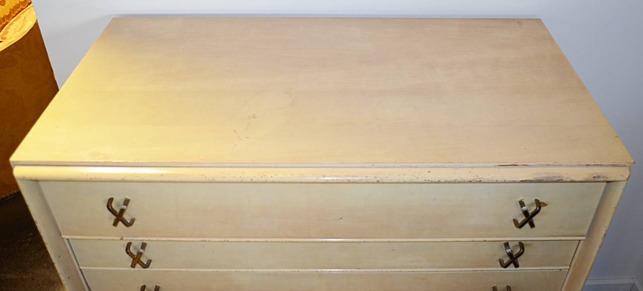 Gentleman's Chest Paul Frankl for Johnson Furniture Co. 10