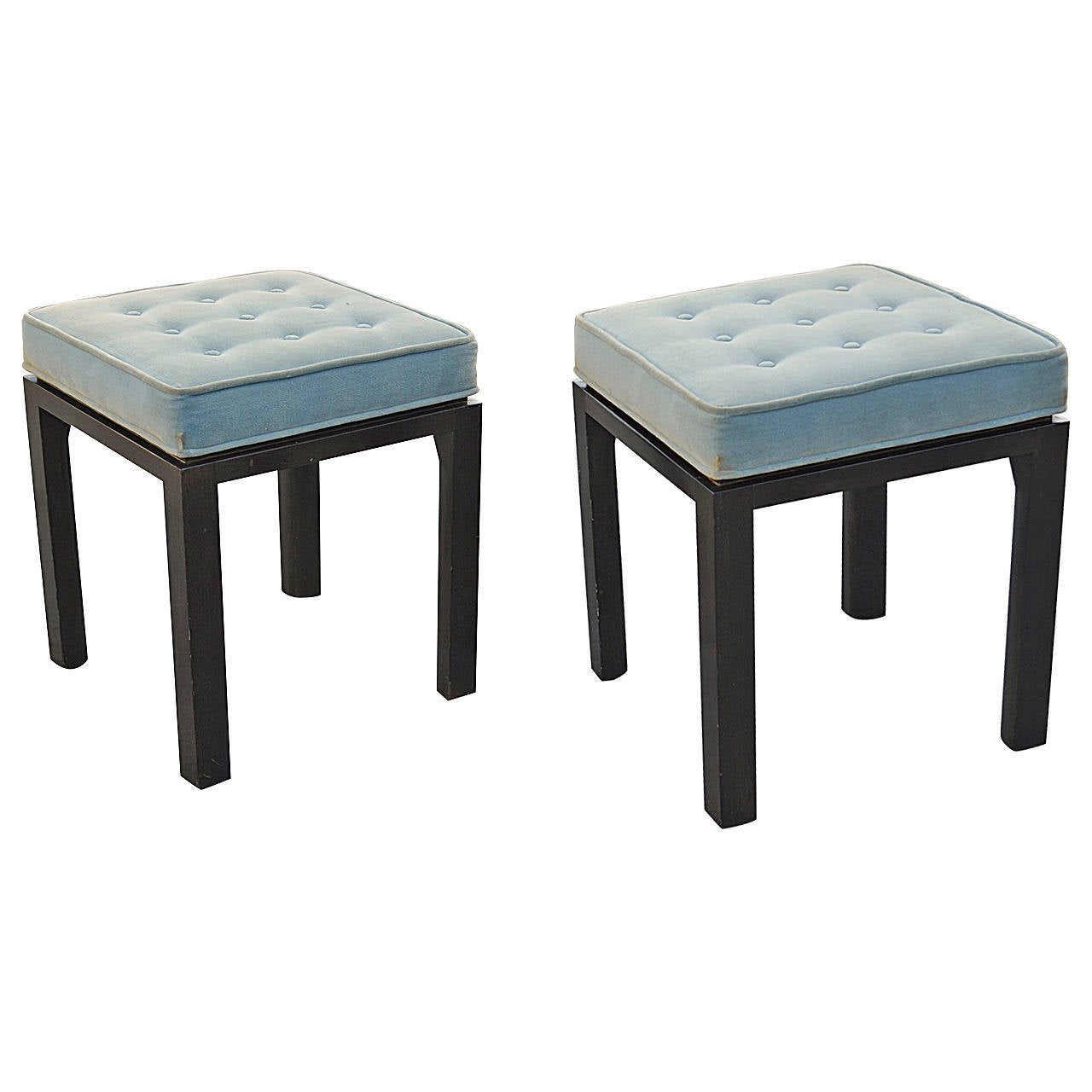 Great Pair Of Stools / Benches By Harvey Probber 1 Design Ideas