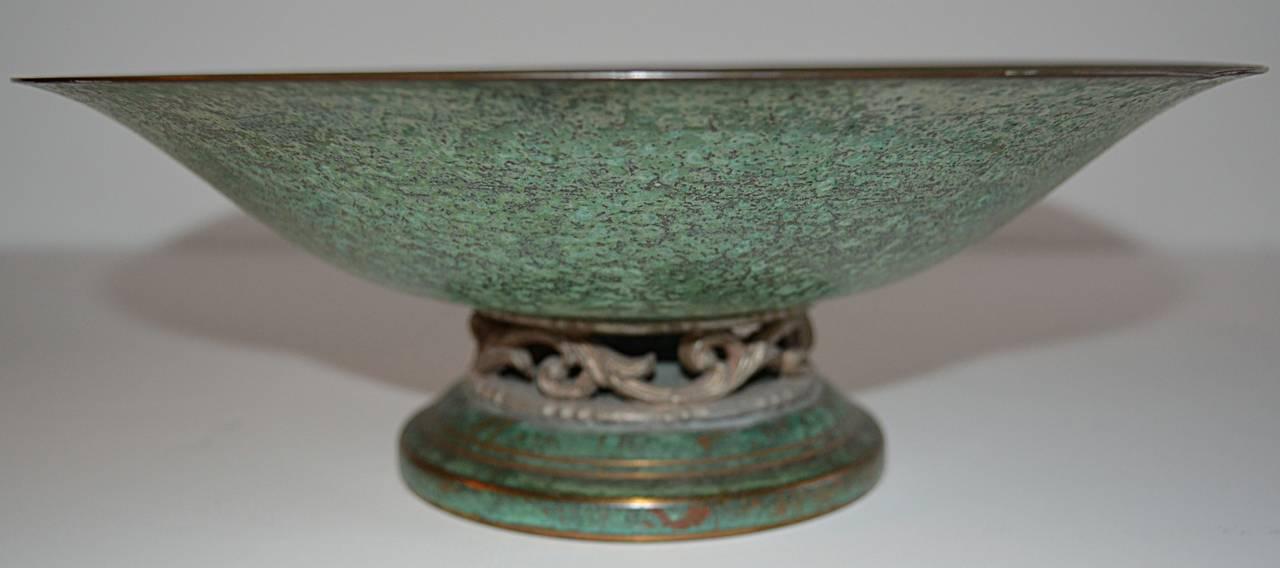 Carl Sorensen Three-Piece Bronze Table, Article Collection 5