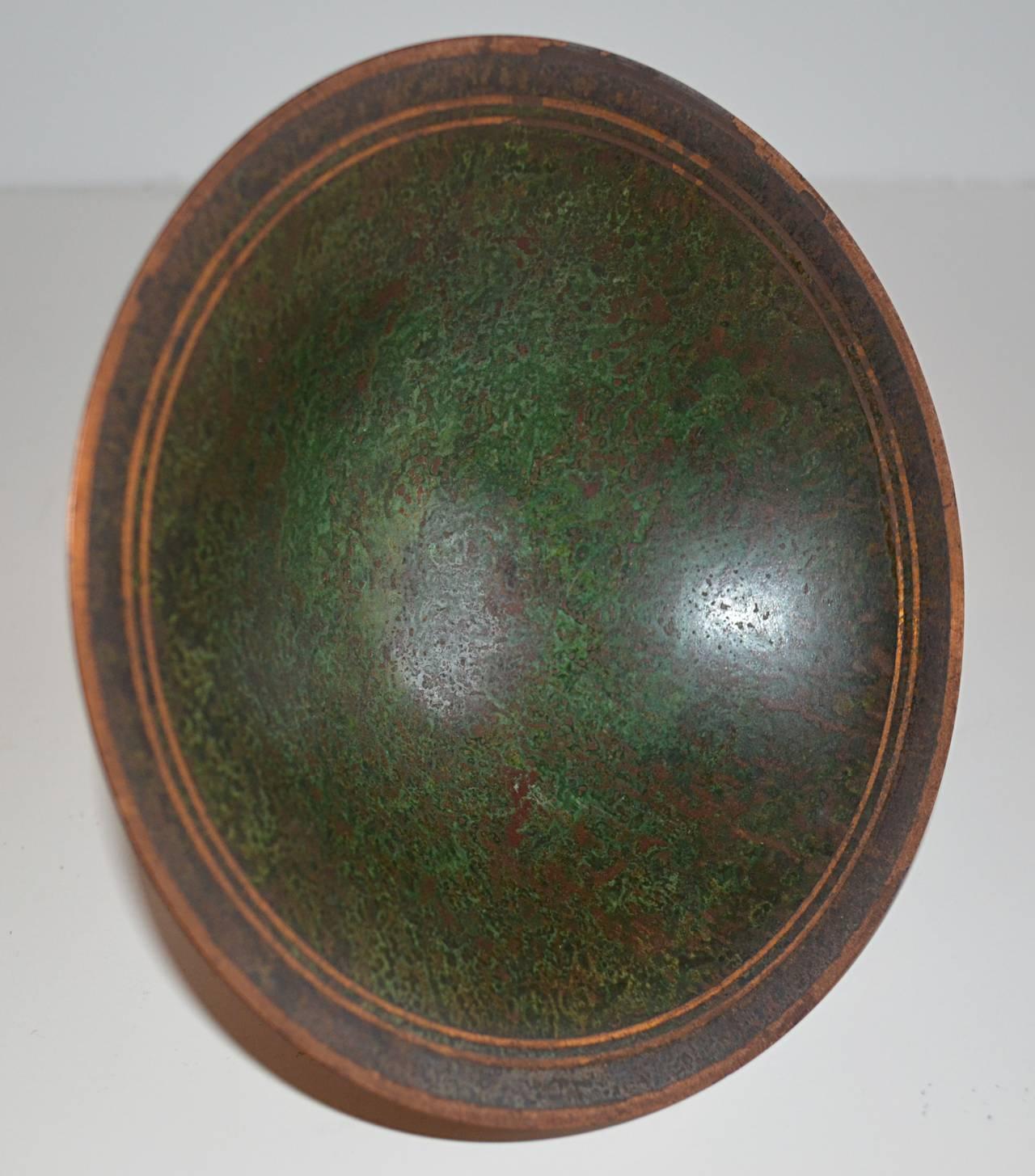 Carl Sorensen Three-Piece Bronze Table, Article Collection 9