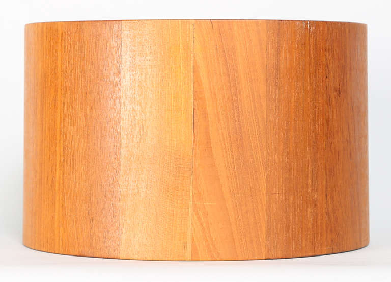 Teak Ice Bucket by Jens Quistgaard for Dansk In Excellent Condition For Sale In Brooklyn, NY