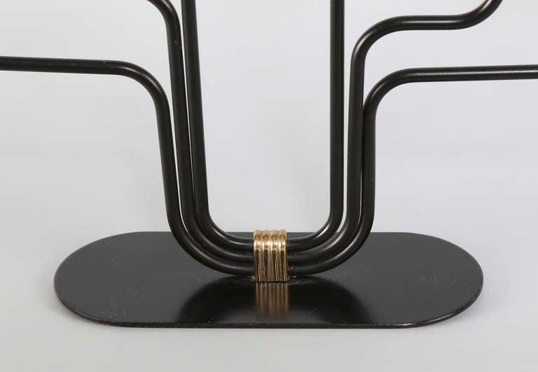 Gunnar Andersen for Ystad Candelabra In Excellent Condition For Sale In Brooklyn, NY