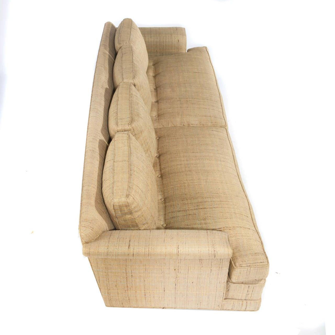 1950s Four-Seat Sofa by Edward Wormley for Dunbar 5