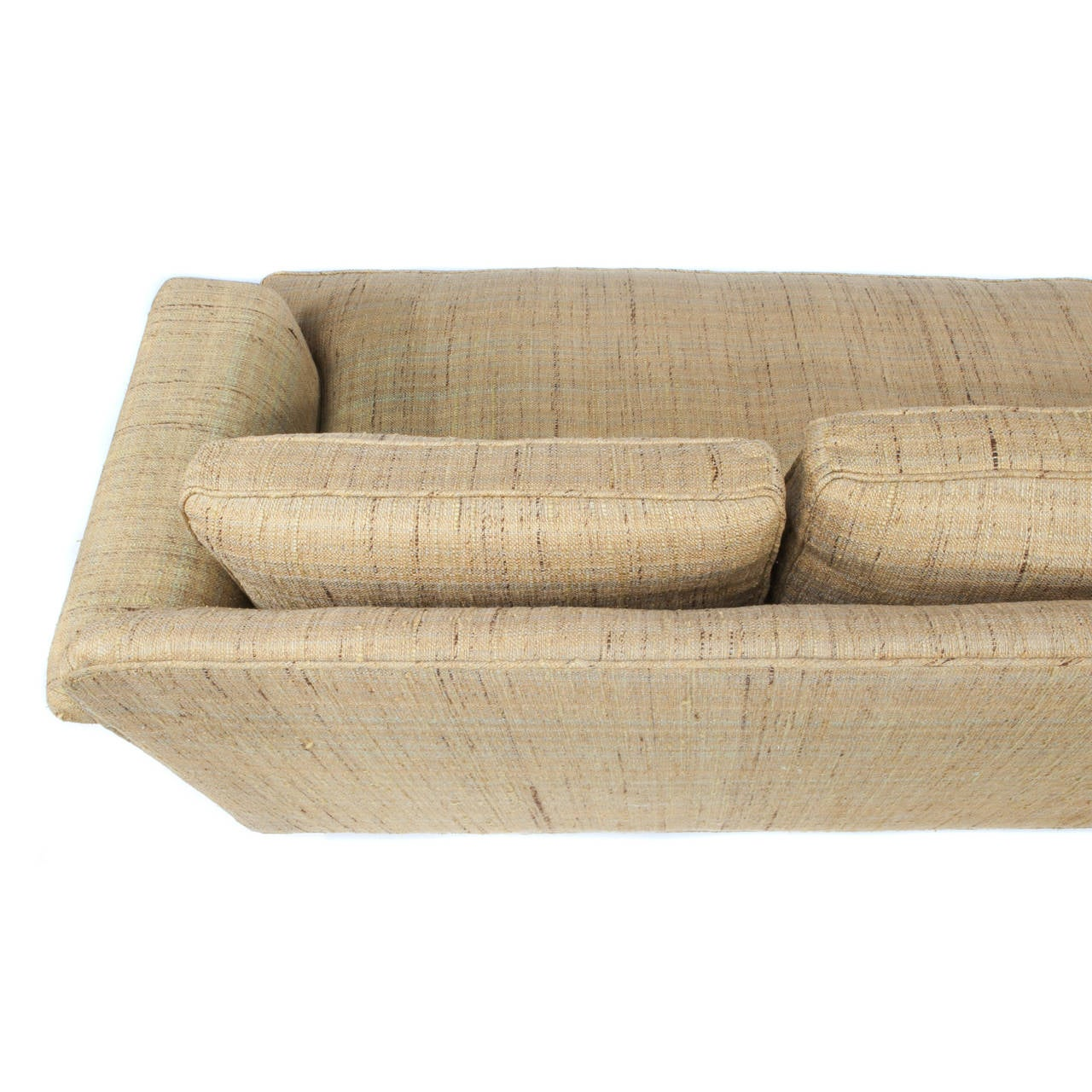 1950s Four-Seat Sofa by Edward Wormley for Dunbar For Sale 3
