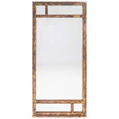 Assymetrical Mirror by La Barge, Circa 1960s