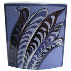 Large Vase by Emilio Pucci for Rosenthal