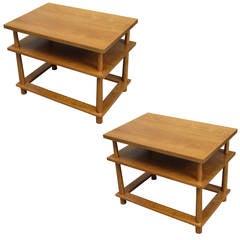 Pair of Tables by T.H. Robsjohn-Gibbings for Widdicomb