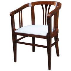 Fine Biedermeier Armchair