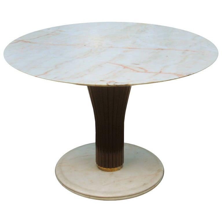 Important Center Table Attributed to Osvaldo Borsani