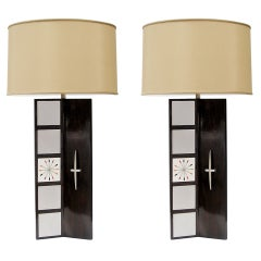 Pair of Edward Wormley Designed Table Lamps