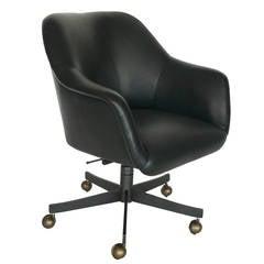 Ward Bennett Desk Chair