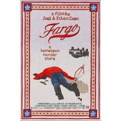 """""""Fargo"""" Film Poster, 1996"""