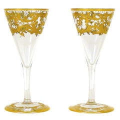 12 Gilded Cordials by Josephine Hutte