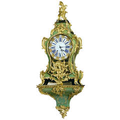 Louis XV Bracket Clock