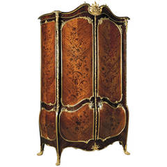 Armoire by Joseph-Emmanuel Zwiener, French, circa 1880