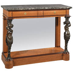 Console Table, Provenance Louis-Philippe, King of France