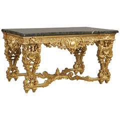 Carved Giltwood Centre Table