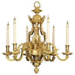 Louis XIV Lighting
