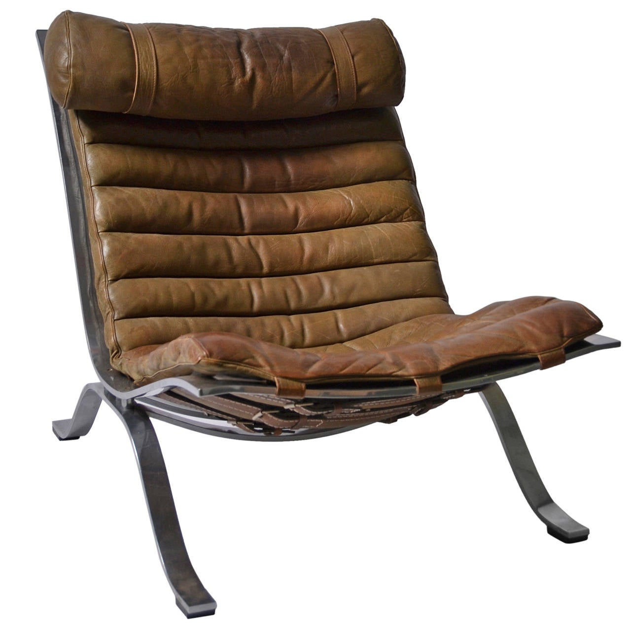 Arne Norell Ari Easy Chair At 1stdibs
