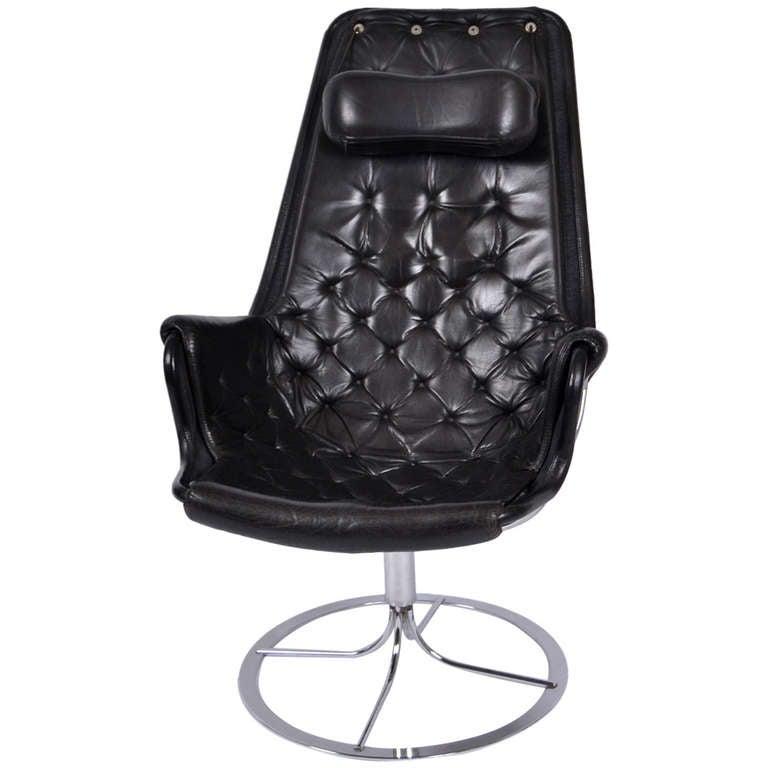 Bruno Mathsson Jetson Easy Chair At 1stdibs