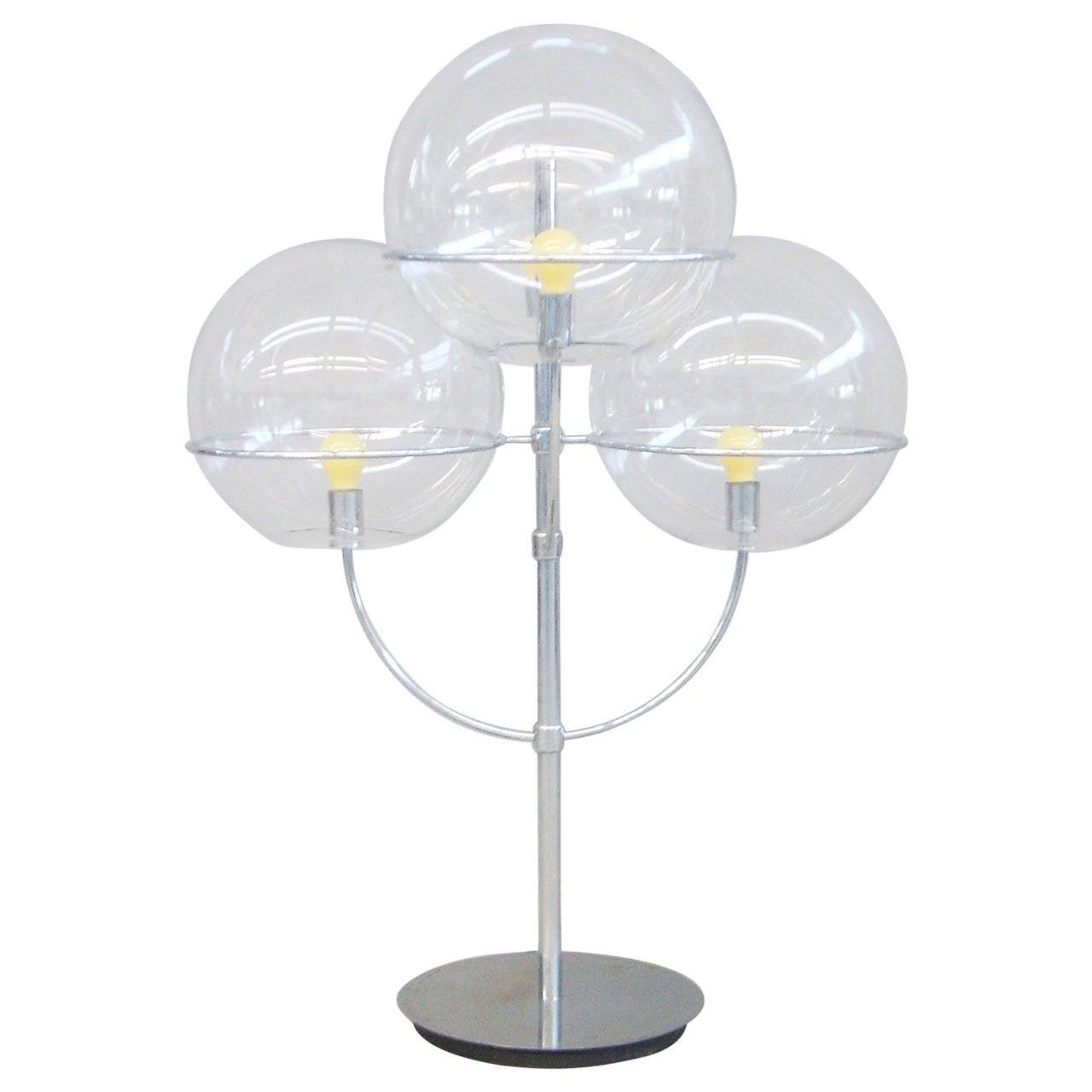 Lyndon De Sol Floor Lamp by Vico Magistretti For Sale