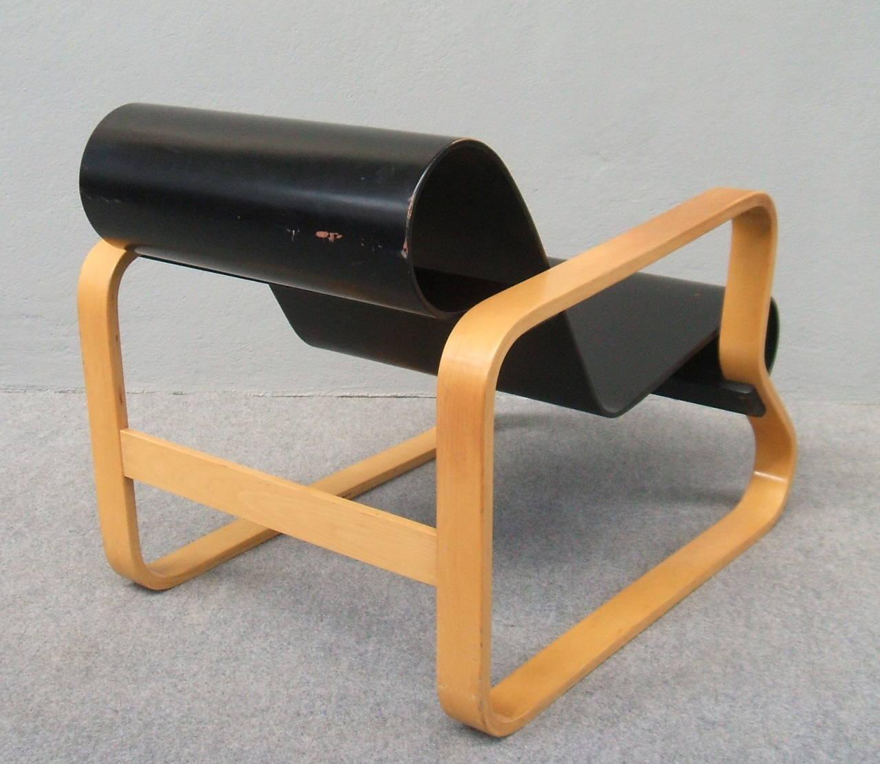Paimio Armchair By Alvar Aalto At 1stdibs
