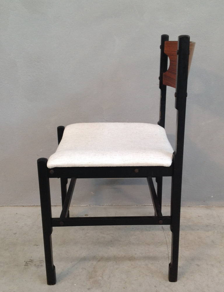Set of Six Cassina Chairs at 1stdibs